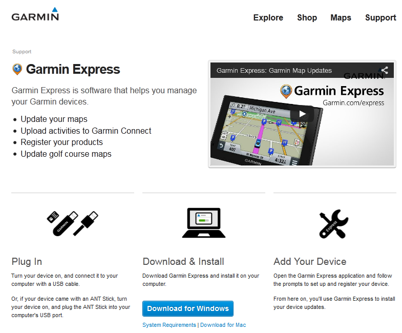 garmin nuvi 2505 manual how to install updated
