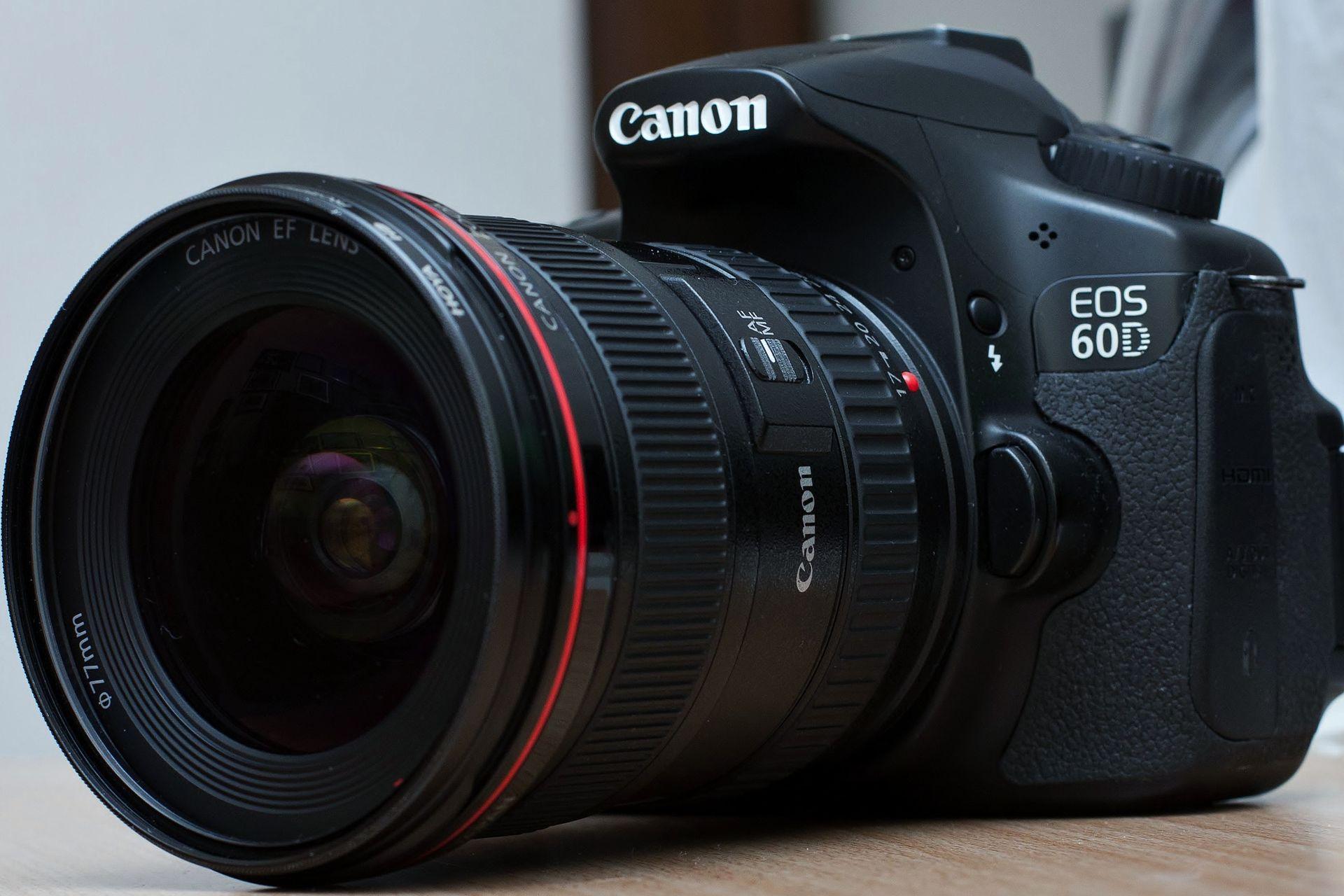 canon 60d full manual mode