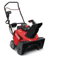 craftsman md 22 205cc single stage snow blower manual