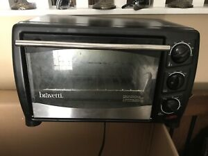 bravetti toaster oven user manual