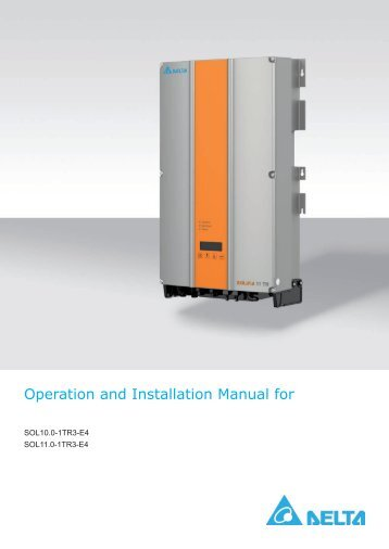 deltav system installation and planning manual
