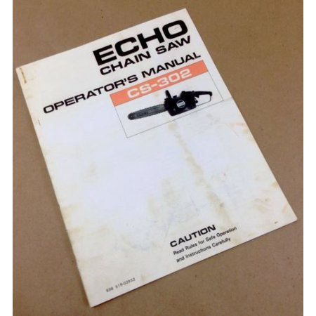 echo cs 520 repair manual