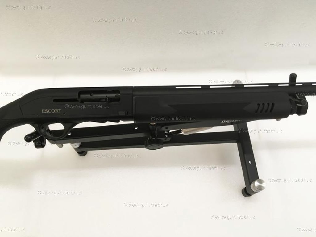 escort semi auto shotgun manual