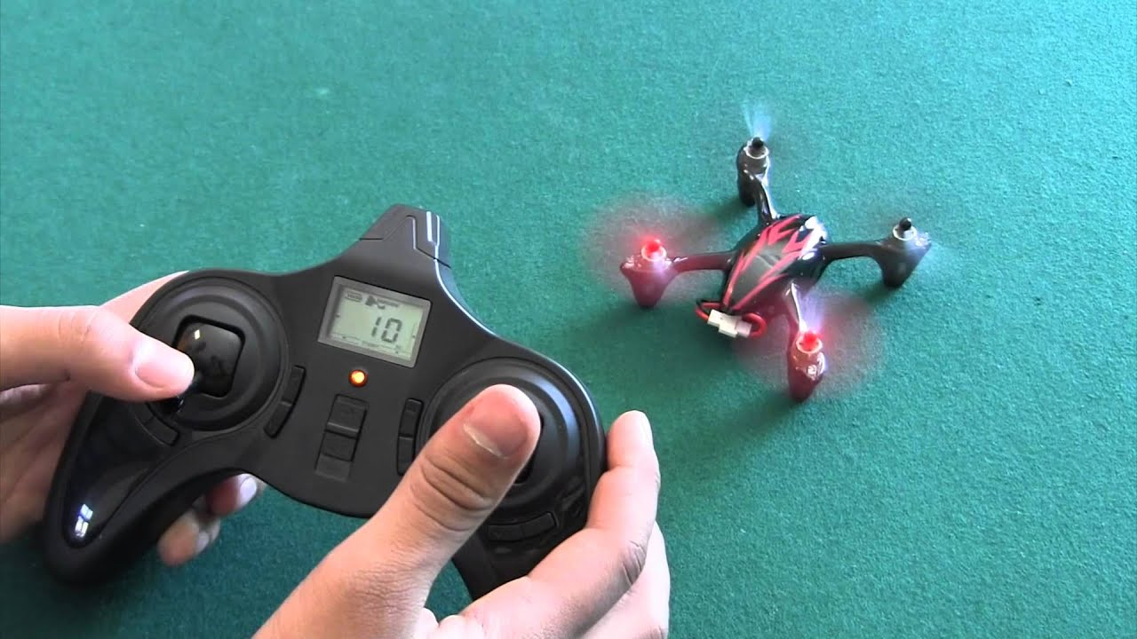the hubsan x4 drone manual