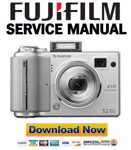 fuji finepix s5700 manual download