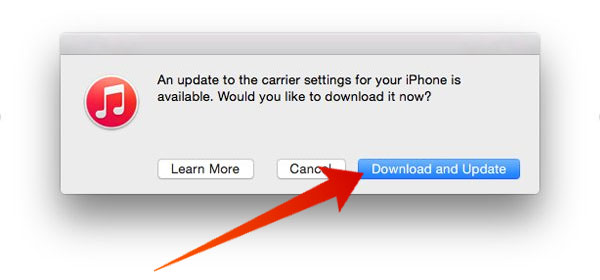 how to manually update iphone in itunes