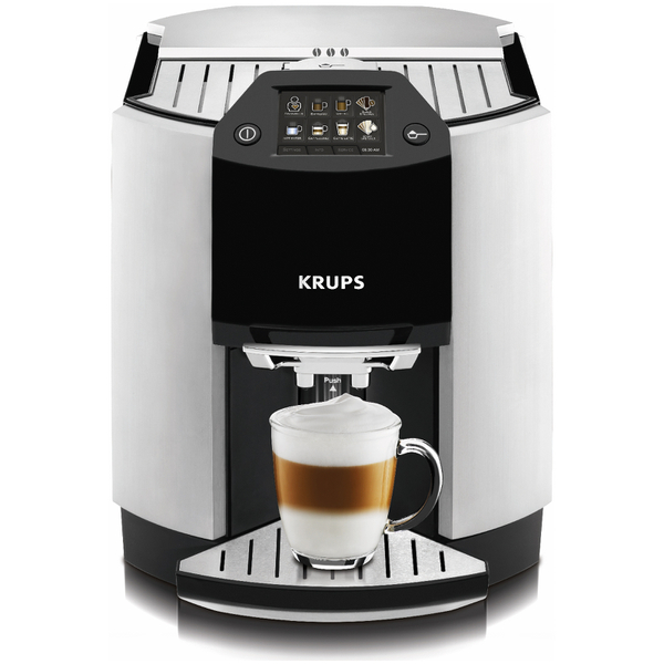 krups bean to cup manual