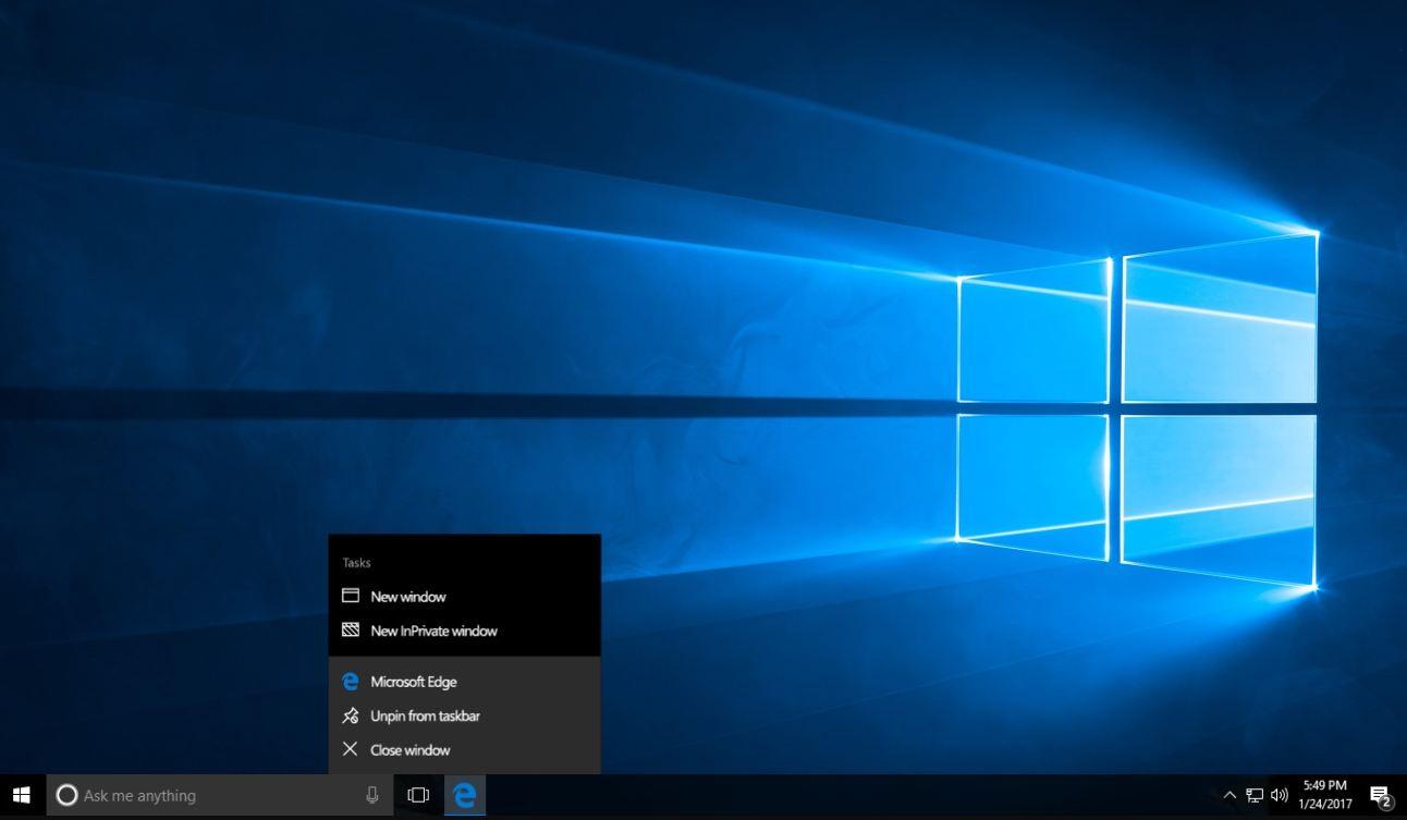 latest windows 10 manual update