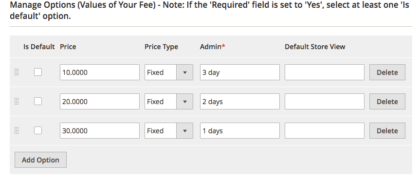magento shipping cart price rules manual