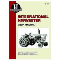 manual shop internation 584 1981