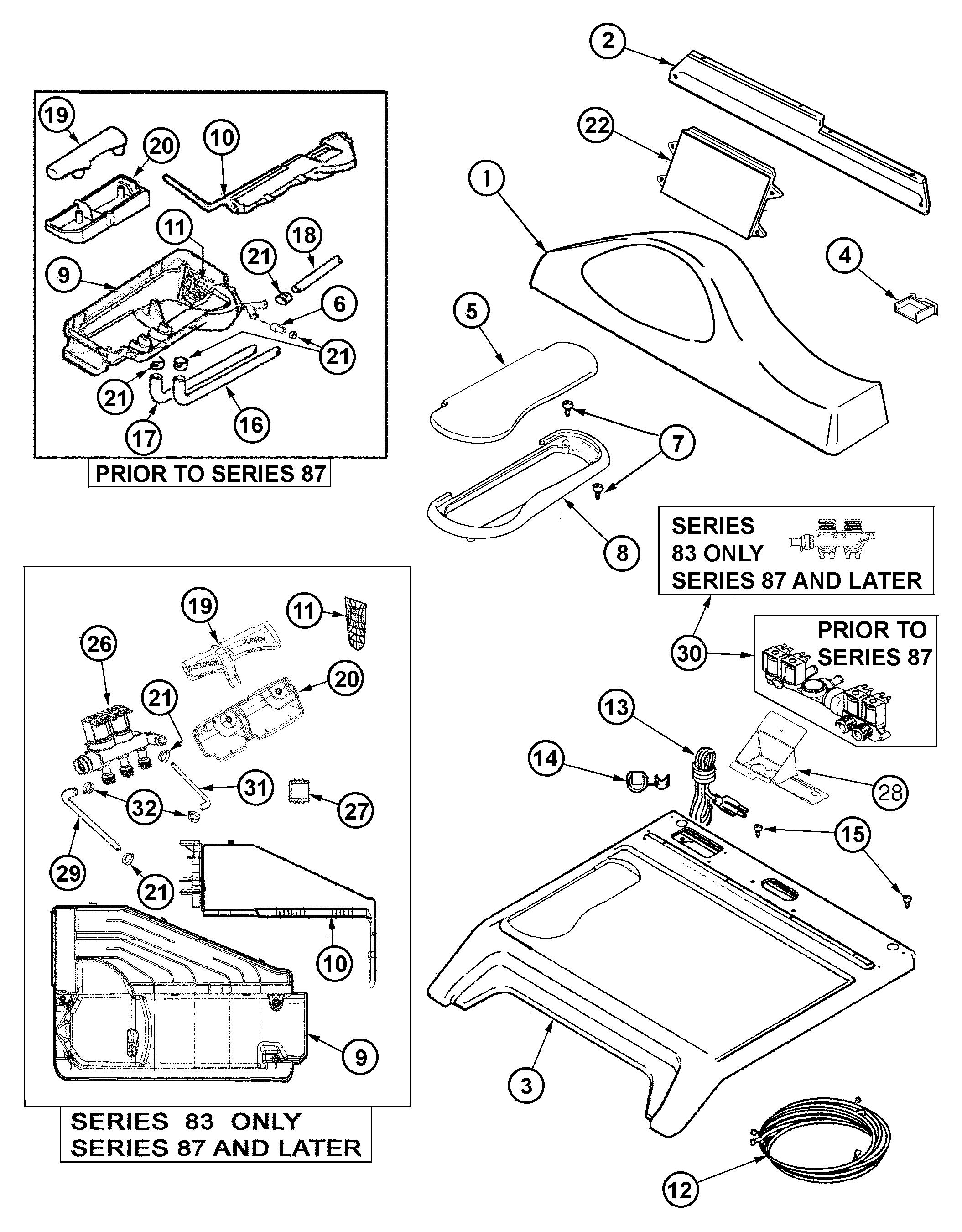maytag neptune washer manual door release