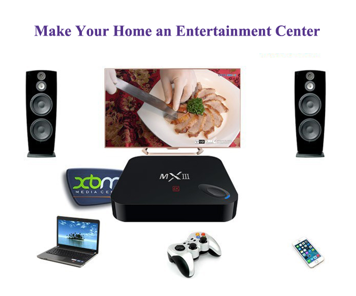mxiii android box user manual