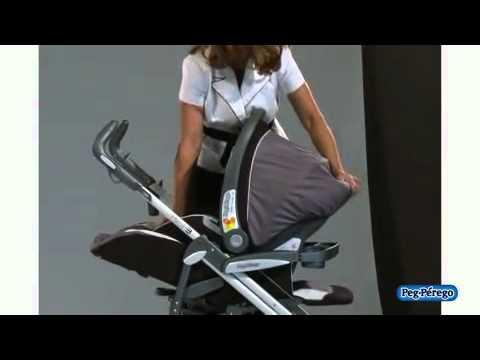 peg perego pliko four stroller manual