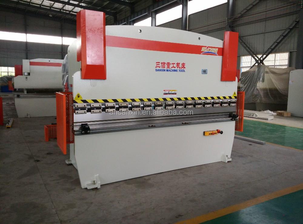 press brake bending machine manual