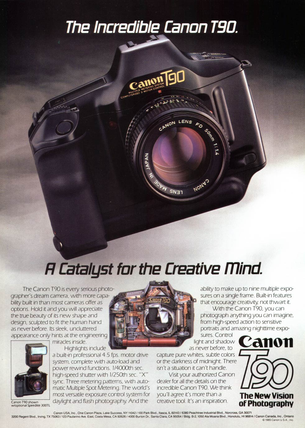 the canon camera manual magazine