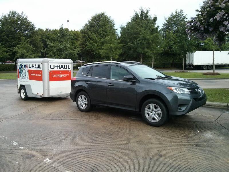toyota rav4 trailer tow package manual