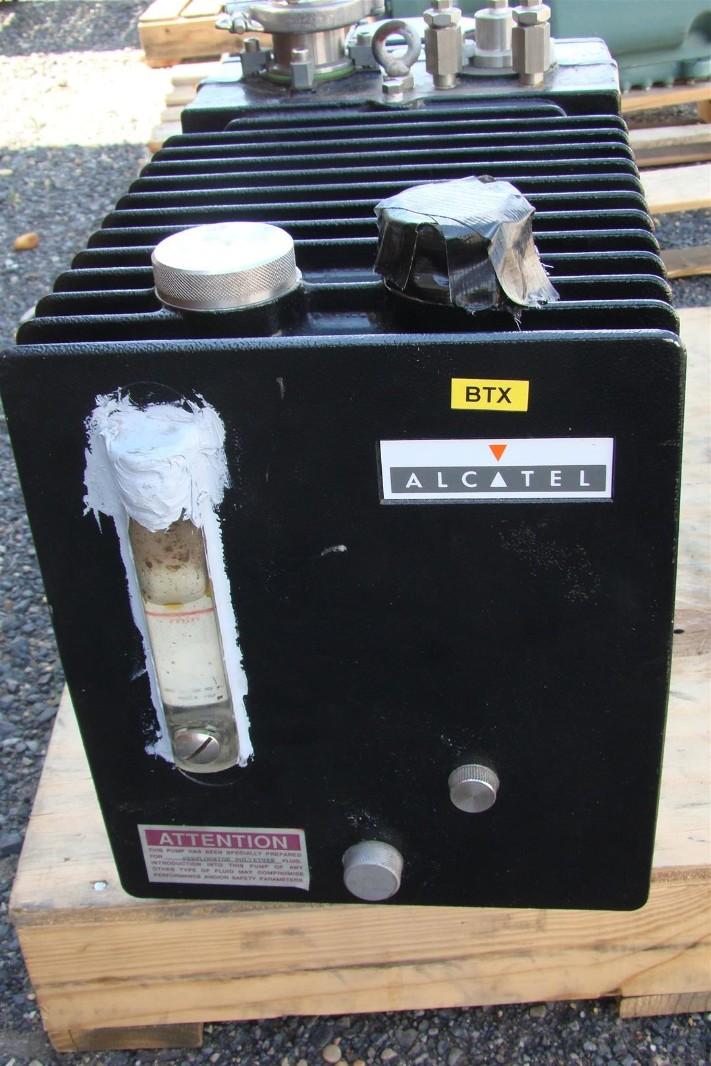 vta 60 vacuum pump manual