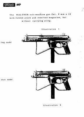walther small-bore rifle manual