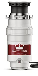 waste king 1001 garbage disposal manual